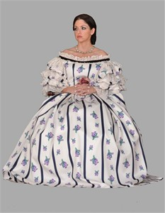 Adult Mary Todd Lincoln Costume