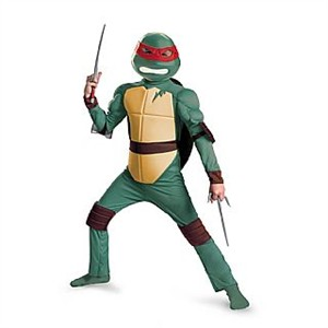 Child Deluxe Teenage Mutant Ninja Turtles Raphael