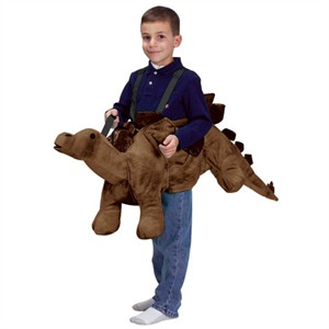 Child Stegosaurus Dinosaur Costume
