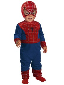 Baby Spiderman 3 Costume - Quality Edition