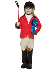 Child Future Equestrian