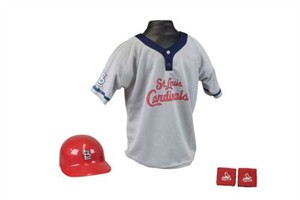 Kids MLB Uniform Set - St. Louis Cardinals