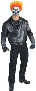 Teen Ghost Rider Costume