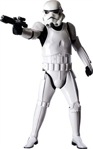 Star Wars Supreme Stormtrooper Costume
