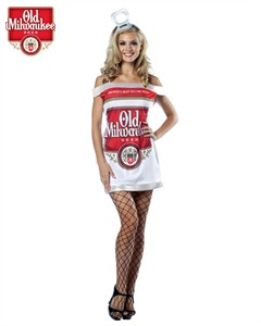 Old Milwaukee Beer Dress
